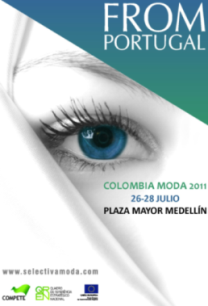 PORTUGUESE FASHION IN SEARCH OF EMERGING MARKETS COLOMBIA