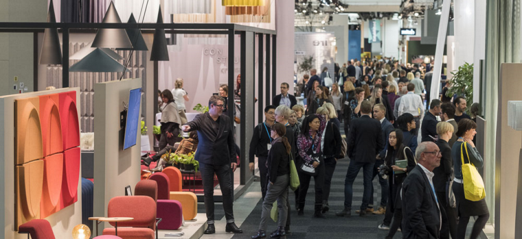 STOCKHOLM FURNITURE & LIGHT FAIR 2018