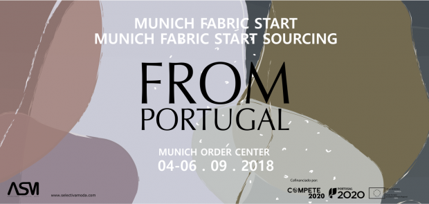 MUNICH IS THE STAGE TO THE  PORTUGUESE TEXTILE REENTRÉE