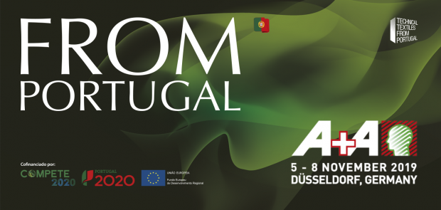 From Portugal textiles with enhanced area at Europe's largest protective clothing fair