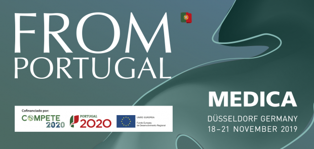 Portuguese textiles present in Dusseldorf new technologies for the Health sector