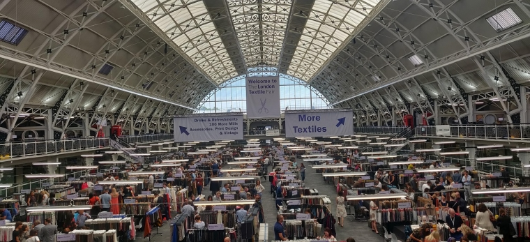 THE LONDON TEXTILE FAIR 2020 | 2nd SEMESTER | SUSPENDED